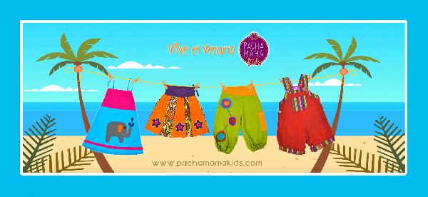 Ropa Hippie infantil colorida para verano, vestidos hippies niñas, petos afganos para niños