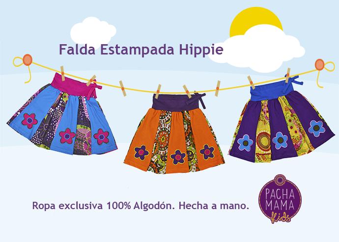 ropa de verano para niñas, faldas etnicas y hippies para bebes y niñas, ropa artesanal divertida