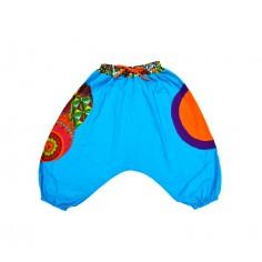 Pantalon Hippie Afgano Estampado para niños