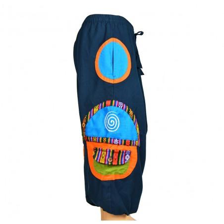 Pantalón Afgano para niños Etnico Papua
