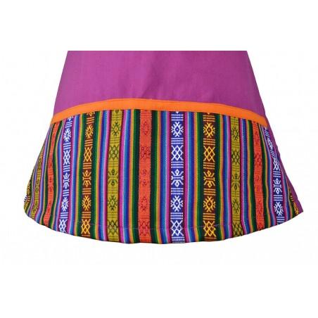 Vestido para niñas Etnico Pachamama