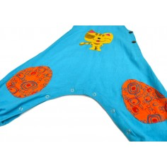 Peto hippie largo Gato Azul