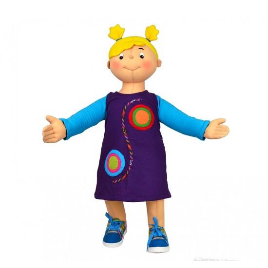 Vestido para niñas desde los 3 meses hasta los 6 años, ropa hippie infantil