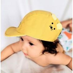 Gorra niño con velcro