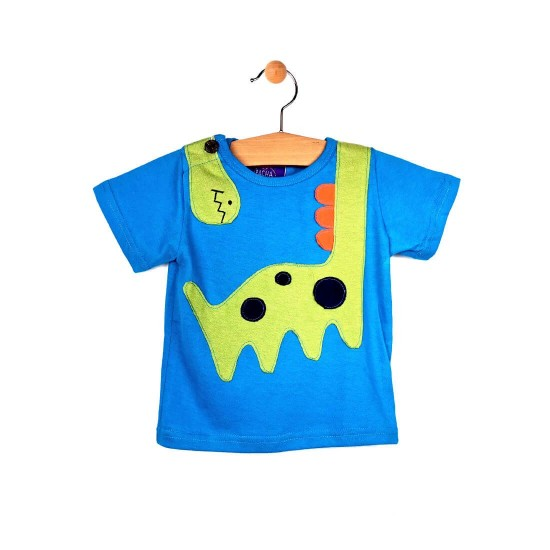 Camiseta divertida niño Dinosaurio