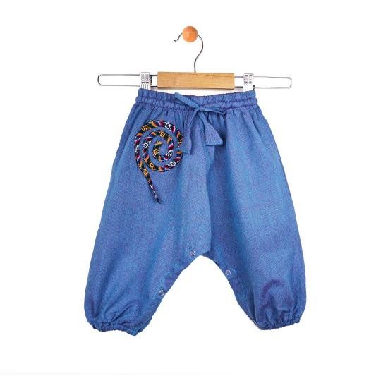 Pantalon hippie para bebes con...