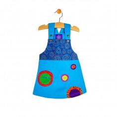 Vestido Pichi niña burbujas
