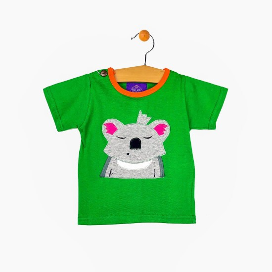 Camiseta niño colorida Koala