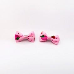 Lazo color rosa claro para pelo de niñas