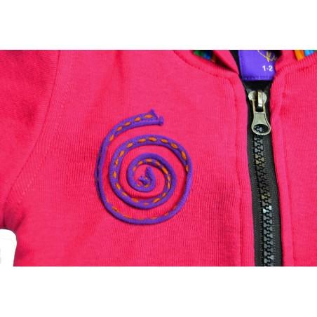 Cazadora hippie Espiral bebes