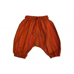 Pantalon Afgano étnico bebes