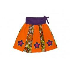 Falda Estampada Hippie para niñas