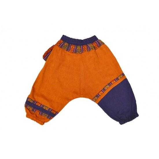 Pantalon Afgano Etnico para niños