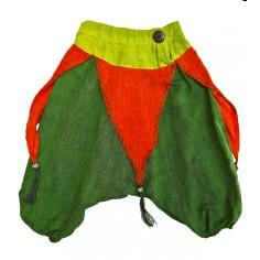 Pantalón Afgano Hippie para bebes