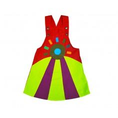 Vestido Etnico Tirantes