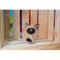 Marioneta de dedo Chihuahua