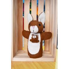 Marioneta de Mano Conejito