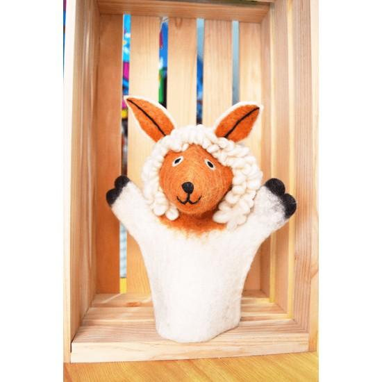 Marioneta de Mano Oveja