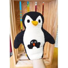 Marioneta de Mano Pingüino