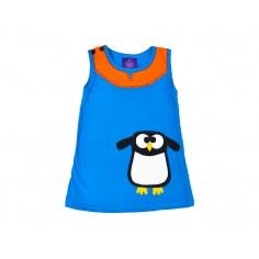 Vestido Original Pingüino para bebes