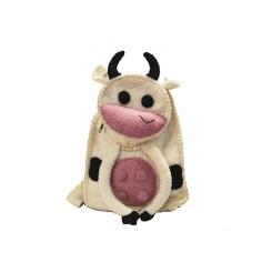 Mochila de Fieltro Monito para niños