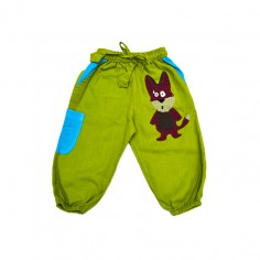 Pantalon Bombacho Coyote