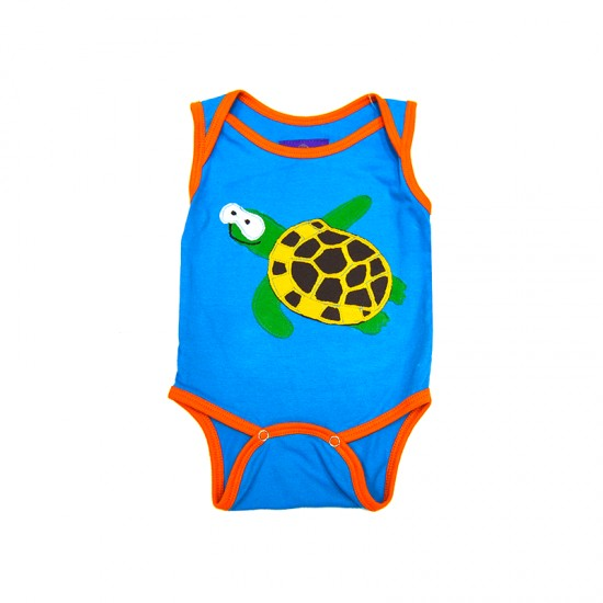Body bebé Hippie Tortuga