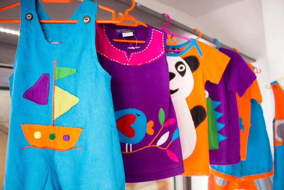 Venta al mayor tienda Pachamama Kids, ropa de niños y niñas